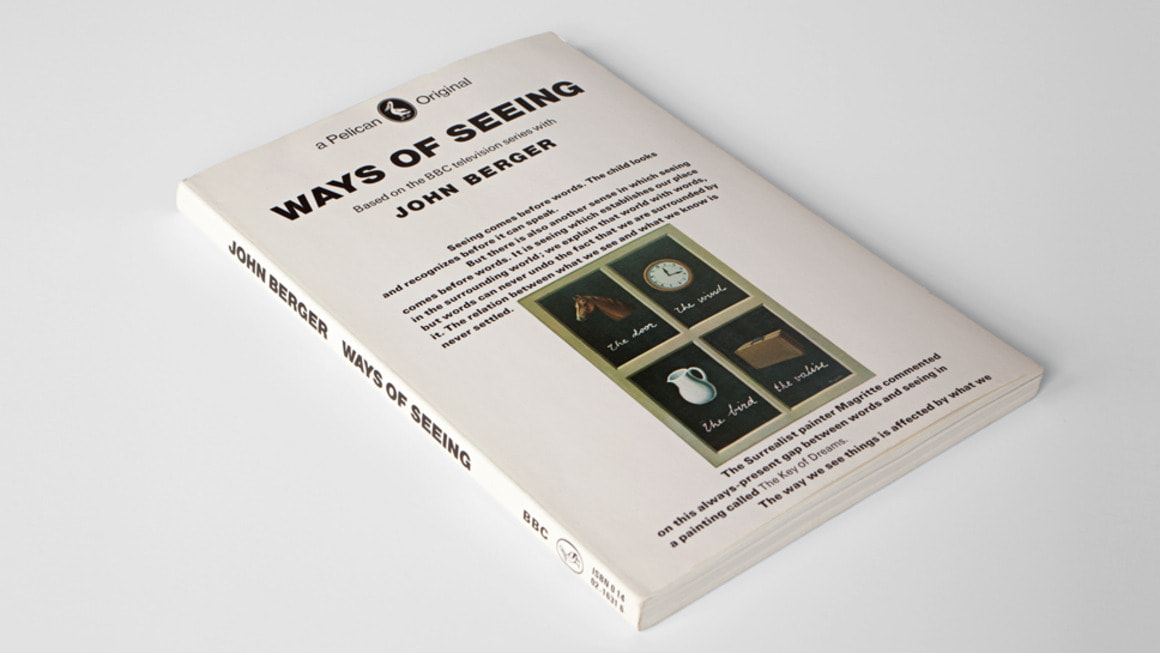 Ways of Seeing, written by John Berger