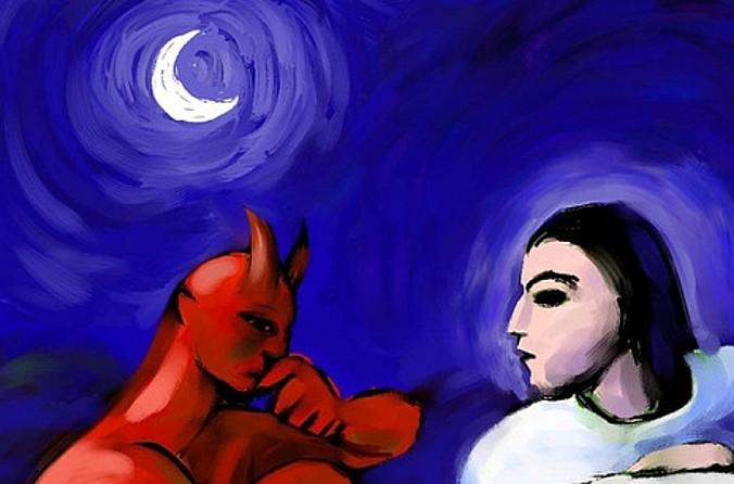 Na dobranoc i dzień dobry – Łk 4, 1-13