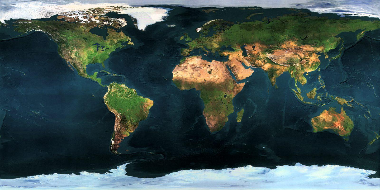 Moc stawienia czoła temu, co dzieje się na ziemi…