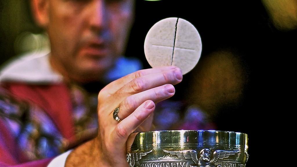 Eucharystia przemienia życie, Boże Ciało, Mk 14, 12-26