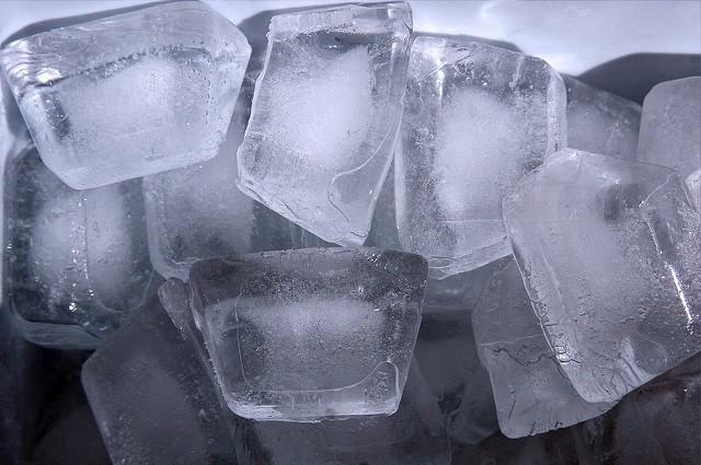 Dwie bryły lodu