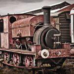 Wódz Indian i lokomotywa…