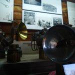 Górnicza lampa
