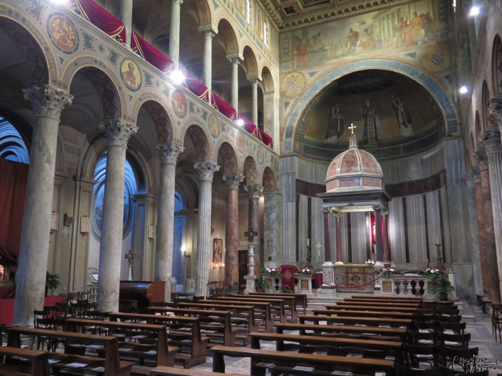 S. Agnese Fuori Le Mura, Rome