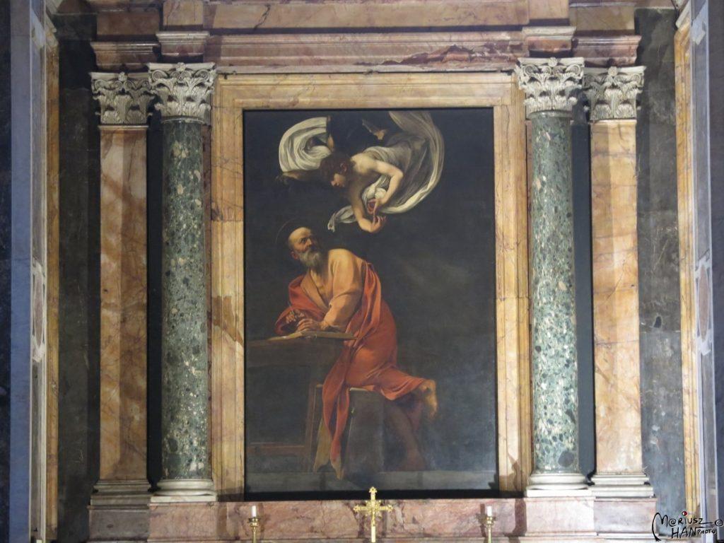 Church of San Luigi dei Francesi, Rome